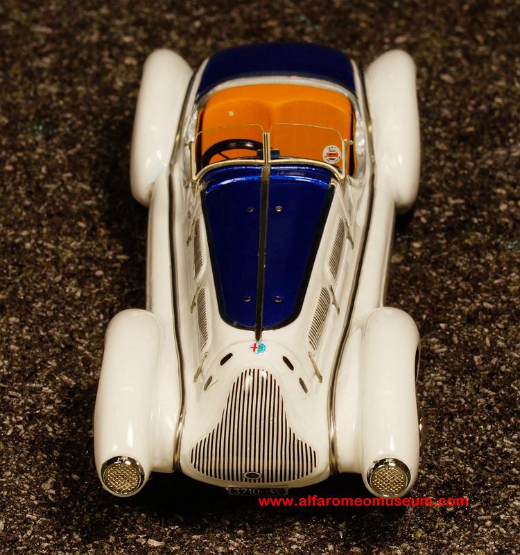 [ 1931 ] 6C 1750 GS Spider Corsa Zagato Carrozzeria Aprile