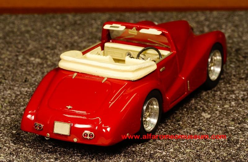 Ar C Ss Cabrio Bertone Sc