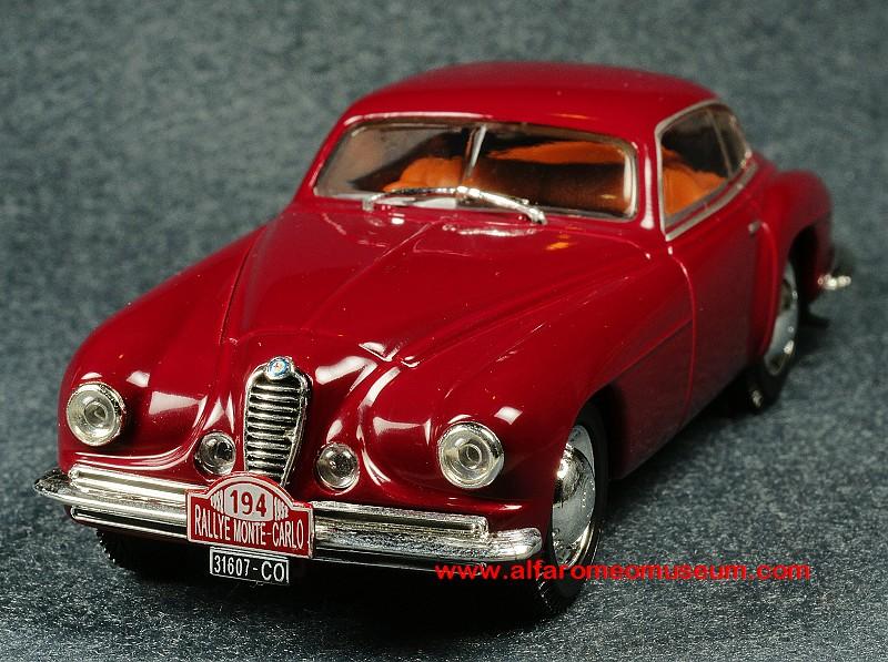 monte carlo   Alfa Romeo Model Car Museum