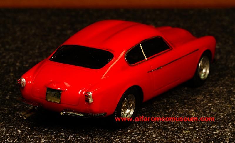 Alfa Romeo Model Car Museum 187 1956 1900 Ss Zagato Ssz