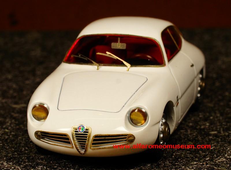 [ 1960 ] Giulietta SZ – Zagato ( 1/43 ) | Alfa Romeo Model ...
