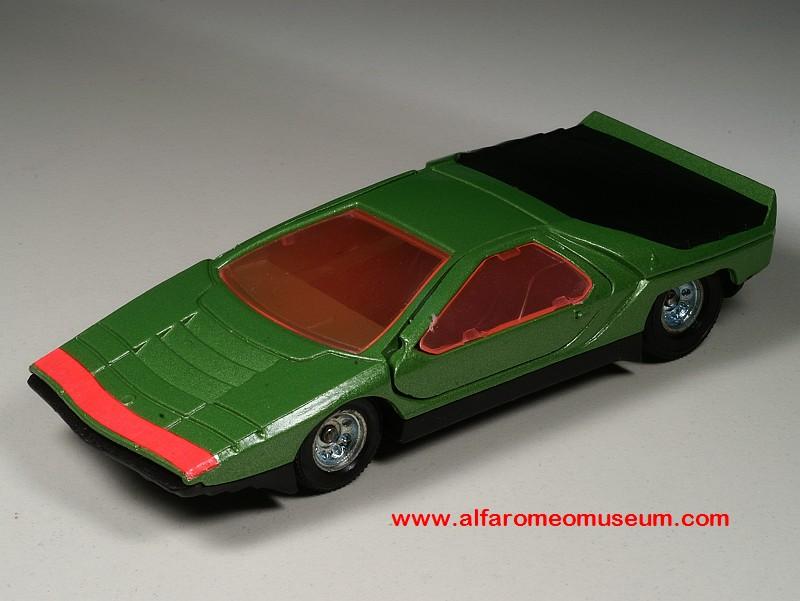 Alfa romeo tz2 kit car 17