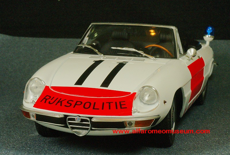 Spider Police Sc on 1976 Alfa Romeo Spider