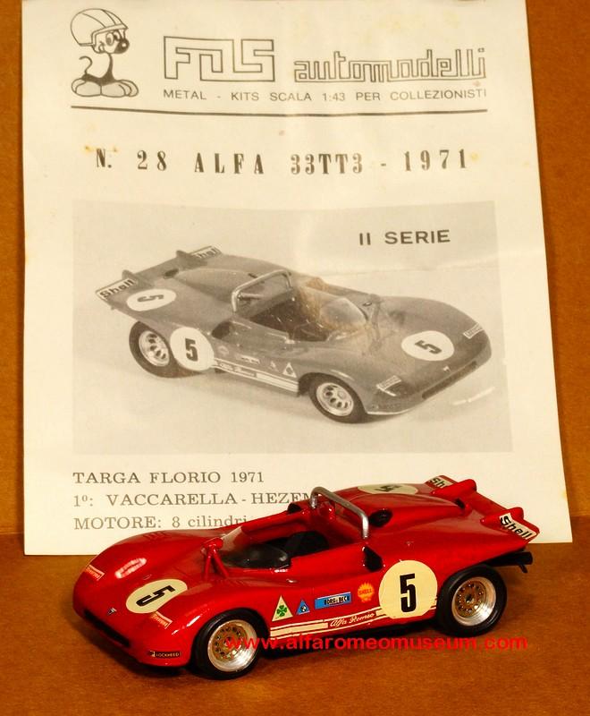 [ 1971 ] Tipo 33 TT3