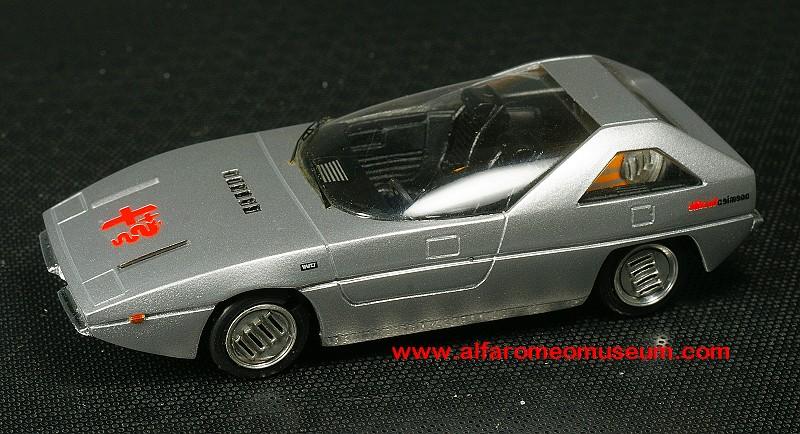 Alfa Romeo Alfasud Caimano Concept Italdesign 1971 Auto Addicts