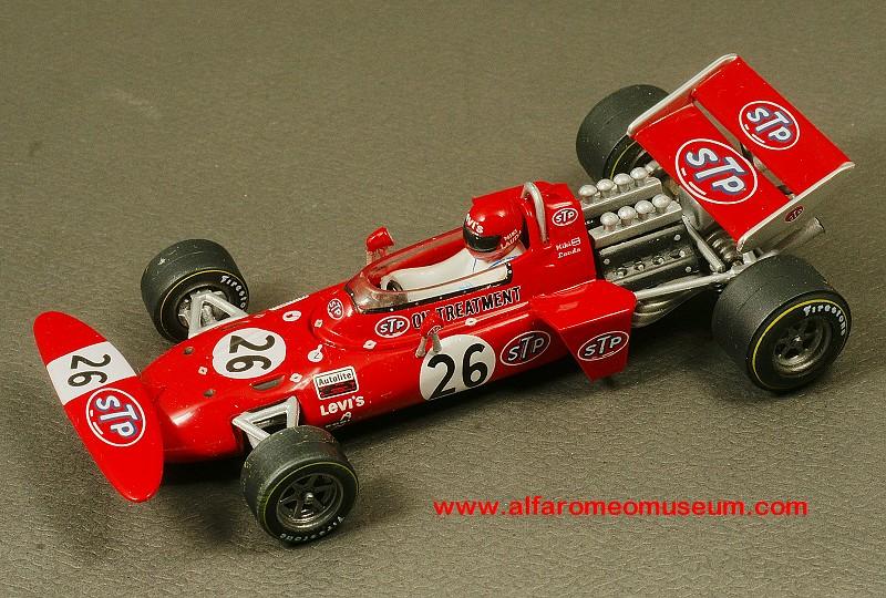 [1971] March 711/4 STP No. 26 - Niki Lauda - Austrian GP ...