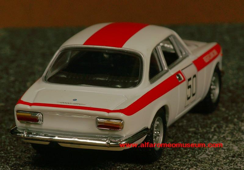 [ 1974 ] Giulia Sprint 2000 GTV - Brands Hatch ( 1/43 ...