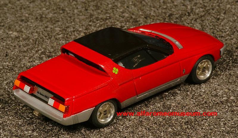 [ 1975 ] Eagle Coupe Pininfarina ( 1/43 ) « Alfa Romeo ...