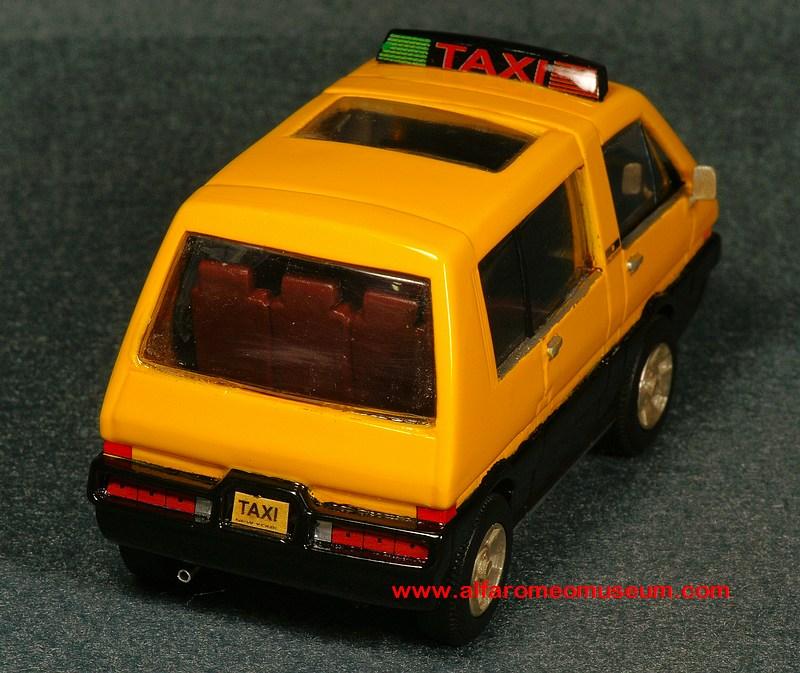 [1976] New York Taxi Italdesign ( 1/43 )