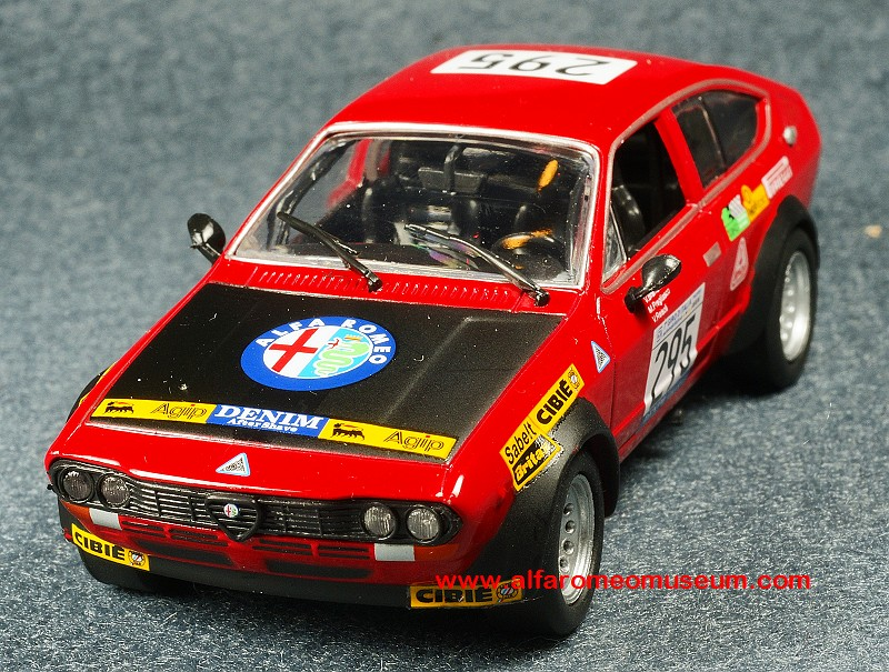 Alfetta Gtv Rally N Sc