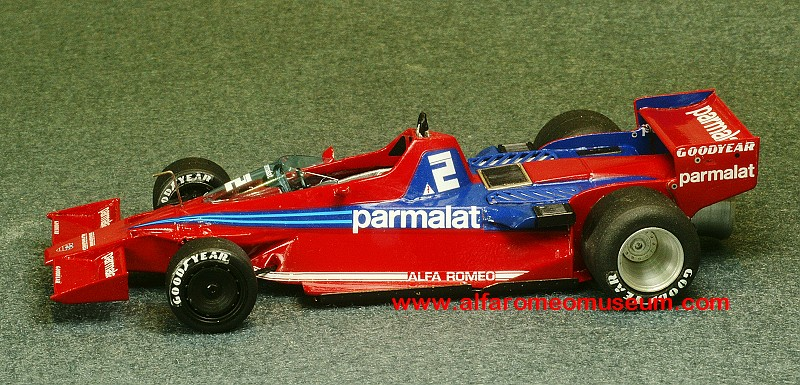 [1978] Brabham BT46B Fan Car - Swedish ( 1/43 ) « Alfa ...