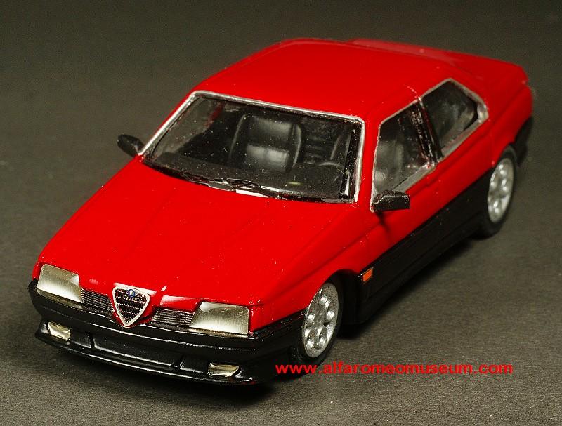 Series I Alfa Romeo Model Car Museum - Alfa romeo model cars