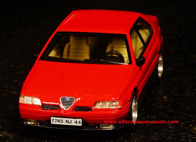 Ar Q Alezan Sc on Alfa Romeo Spider 1988