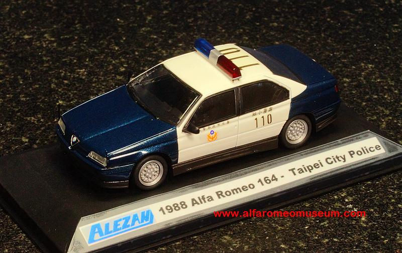 Ar Sedan Taipei City Police Sc on Alfa Romeo Spider 1988