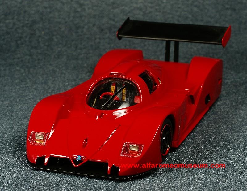Ar Group C Prototype Sc on Alfa Romeo 8c Spider
