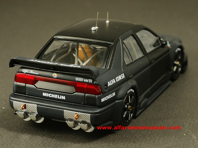 [1993] 155 DTM V6 Ti – Carbon Edition ( 1/43 ) | Alfa ...