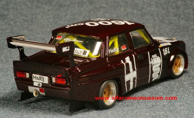1994 giulia 1600 super berlina tour wagon jaidu stt 1 43 alfa romeo model car museum. Black Bedroom Furniture Sets. Home Design Ideas