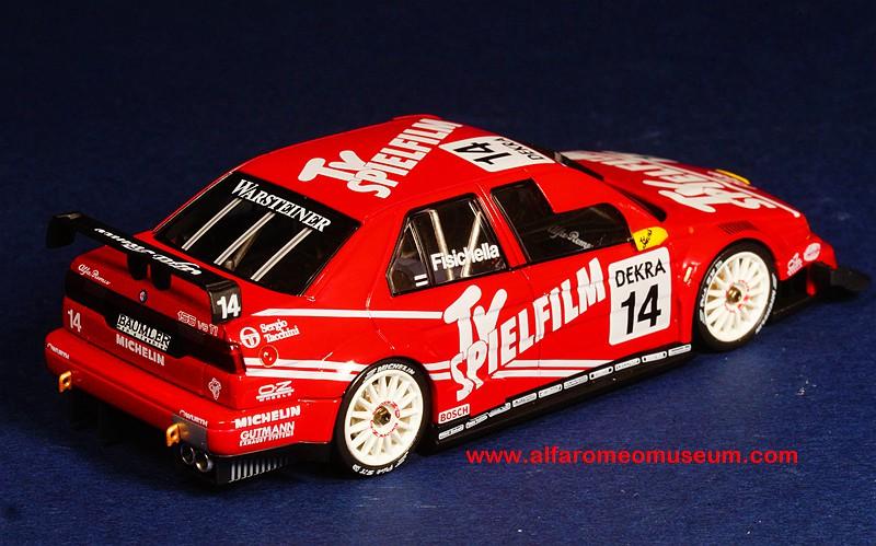 Ar V Ti Itc Tv Spielfilm Fisichella N F Sc on 1988 Alfa Romeo Spider