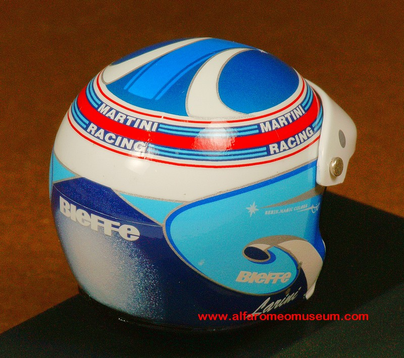 Alfa Dtm Larini Helmet Sc on 1983 Alfa Romeo Spider