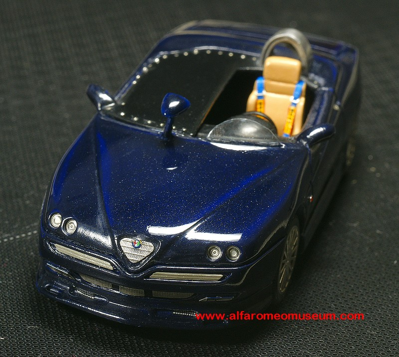 [1997] GTV 3.0 V6 Speedster ( 1/43 )
