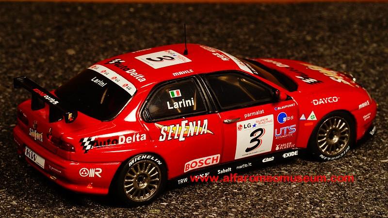 Ar Gta Etcc Larini N D Sc on 1983 Alfa Romeo Spider