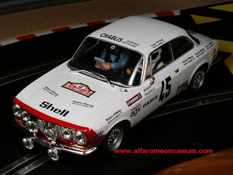Ar Giulia Gtv Rally A Slot Sc
