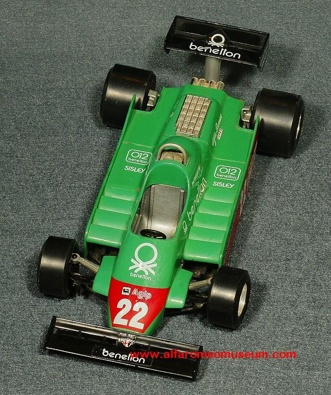 [1980] 179 F1 Benetton( 1/24 )
