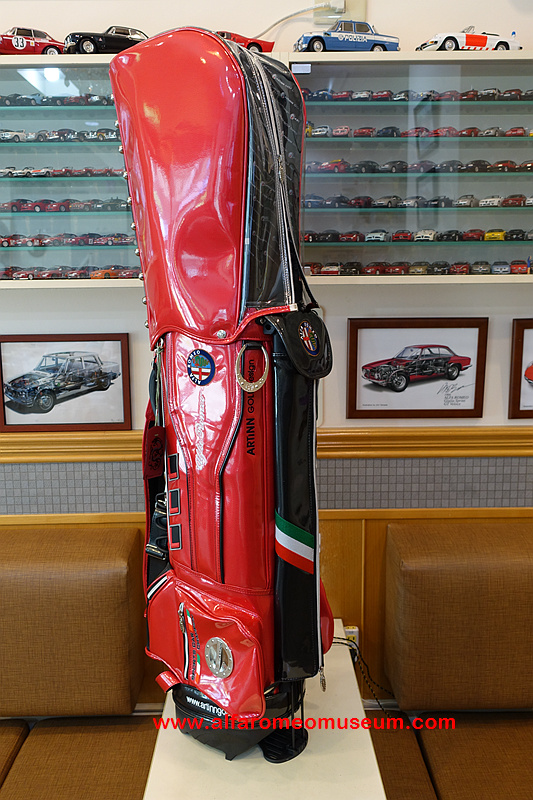 Alfa Romeo Golf Bag